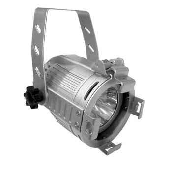 Showtec LED Pinspot Pro Foco Plateado 42404S