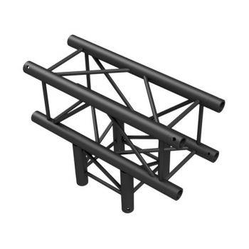 Showtec T-Cross 3-way Cruce Cuadrado Negro 3 Direcciones FQ30017B