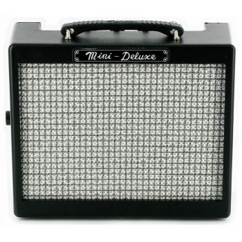 Fender MD20 Mini Deluxe Amplificador Black