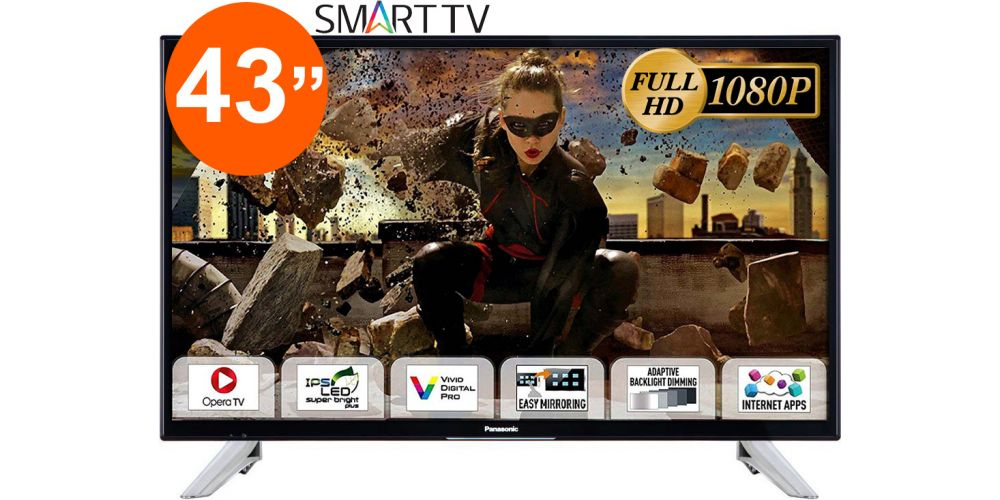 tx43ds352e panasonic tv 43 smart