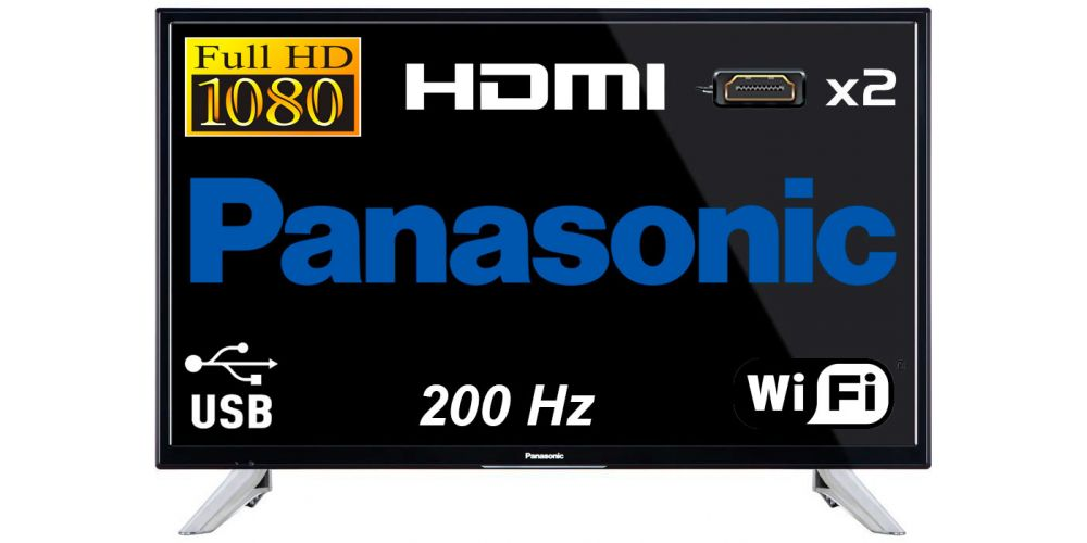 televisor led panasonic 43 tx43ds352e