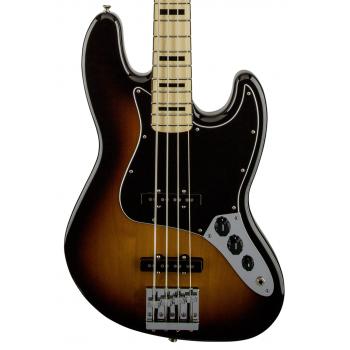 Fender Geddy Lee Jazz Bass Maple Fingerboard 3-Color Sunburst