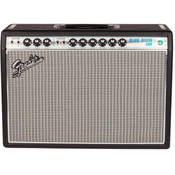 Fender 68 Custom Deluxe Reverb. Combo Válvulas