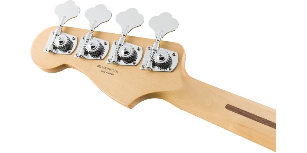 Fender Player Series P Bass MN 3TS mastil back