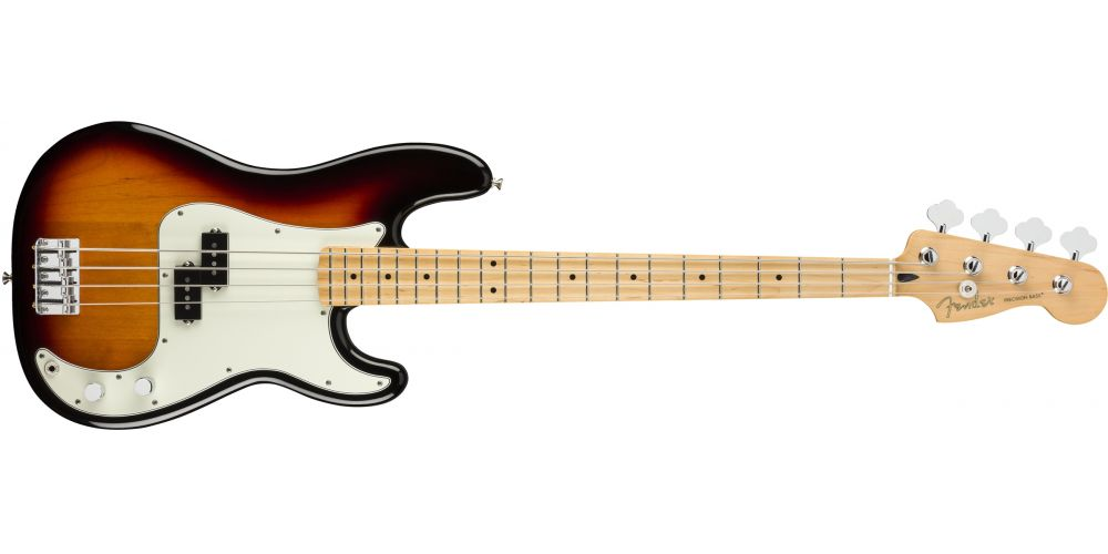 Fender PLAYER P BASS MN 3TS