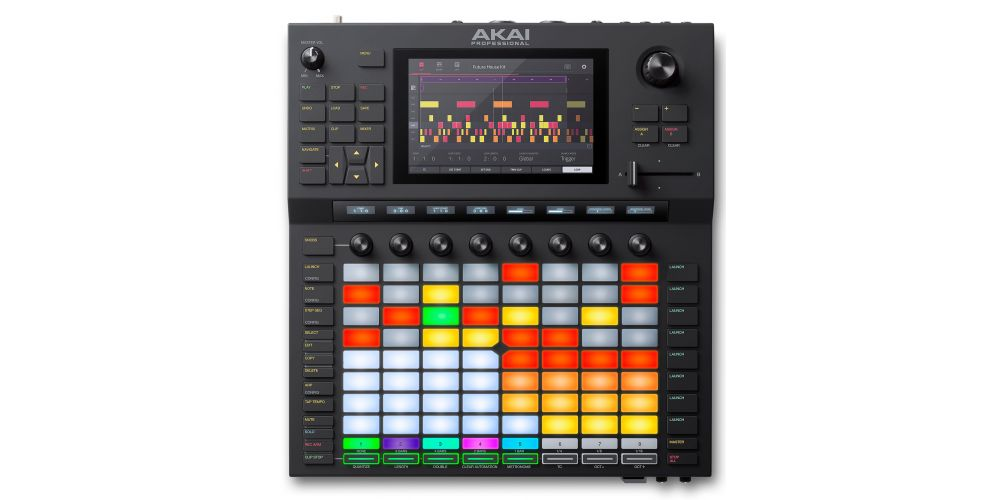 akai FORCE front
