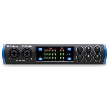 Presonus STUDIO 68-C Interface de Audio USB-C 6X6