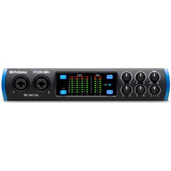 Presonus STUDIO 68C Interface de Audio USB-C 6X6