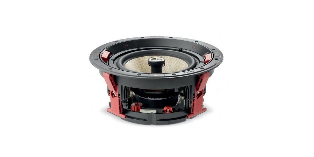 FOCAL 300 ICW8 Altavoz Empotrar Unidad facilidad montaje gama alta