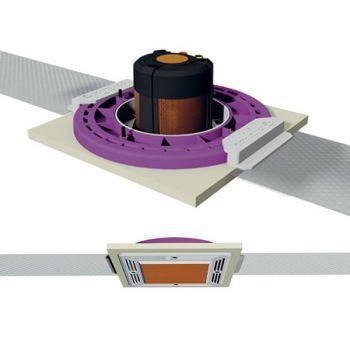 MONITOR AUDIO CFB3SQ Kit de Instalacion para CF 230 y ICS8 Rejilla Cuadrada