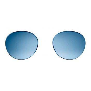 Bose Lenses Rondo Style Blue Cristales Espejo Degradado azul para Frames Rondo