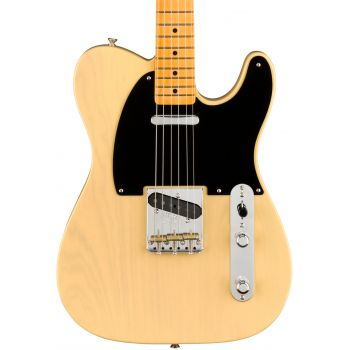 Fender 70th Anniversary Broadcaster MN SS Blackguard Blonde Guitarra Eléctrica