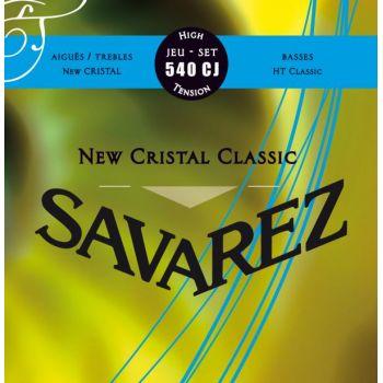 Savarez 540CJ New Cristal Classic Cuerdas Guitarra Clásica de Concierto