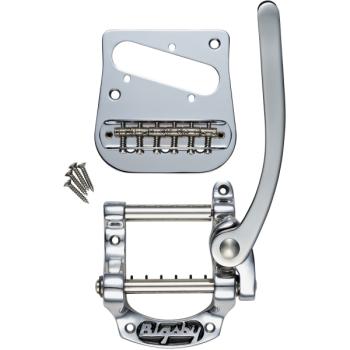 Bigsby Kit de Vibrato de Modificación B5 Telecaster Chrome