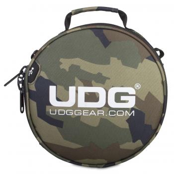 Udg U9950BC/OR Funda de Auriculares Black Camo Orange
