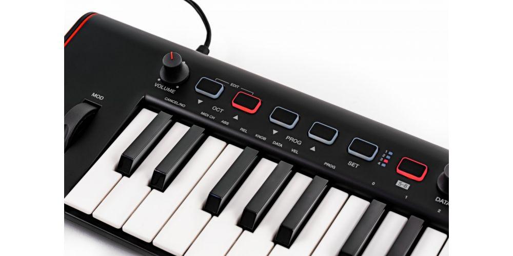 teclado Ik Multimedia iRig Keys 2