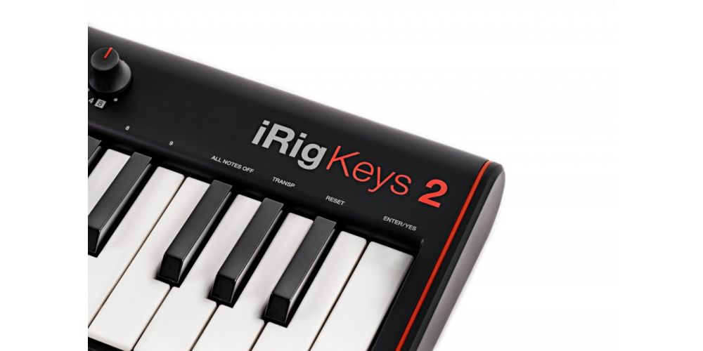 teclado controlador Ik Multimedia iRig Keys 2 37 teclas
