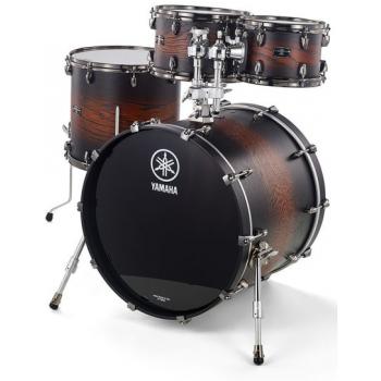 Yamaha Live Custom Hybrid Rock UES Earth Sunburst 22