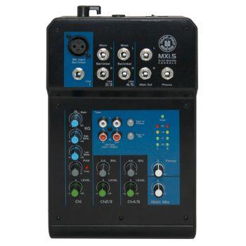 Topp Pro MXI.5 Mezclador de 5 Canales