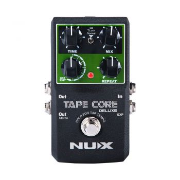 Nux Tape Core Deluxe Pedal Delay