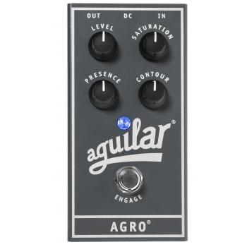 Aguilar AGRO Pedal Overdrive Distorsion Para Bajo