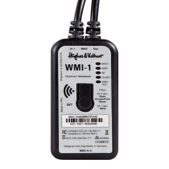 Hughes & Kettner WMI-1 Interfaz Midi Inalámbrico
