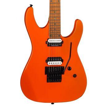 Dean Guitars MD24 Floyd Roasted Maple Vintage Orange. Guitarra Eléctrica