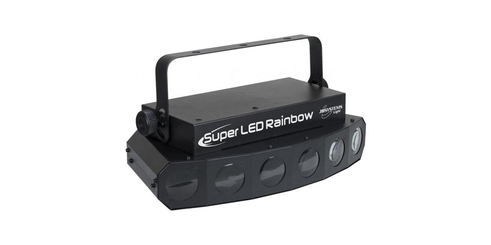 JBSYSTEMS SUPER LED RAINBOW Efectos de Iluminacion led