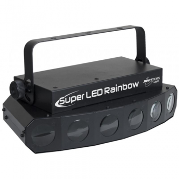 JBSYSTEMS SUPER LED RAINBOW Efectos de Iluminacion led