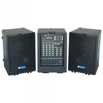 SKYTEC 170298 Sistema PA Portatil 8