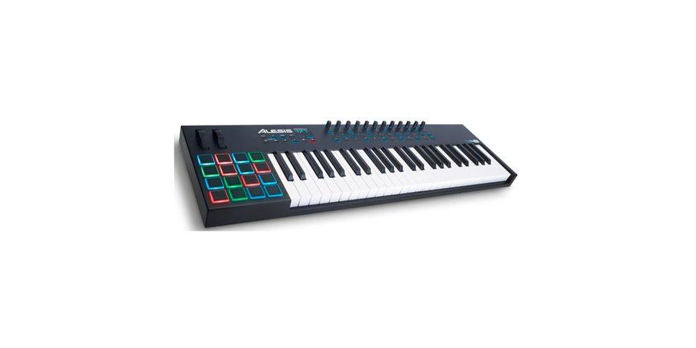 ALESIS VI49 TECLADO MIDI MADRIDHIFI