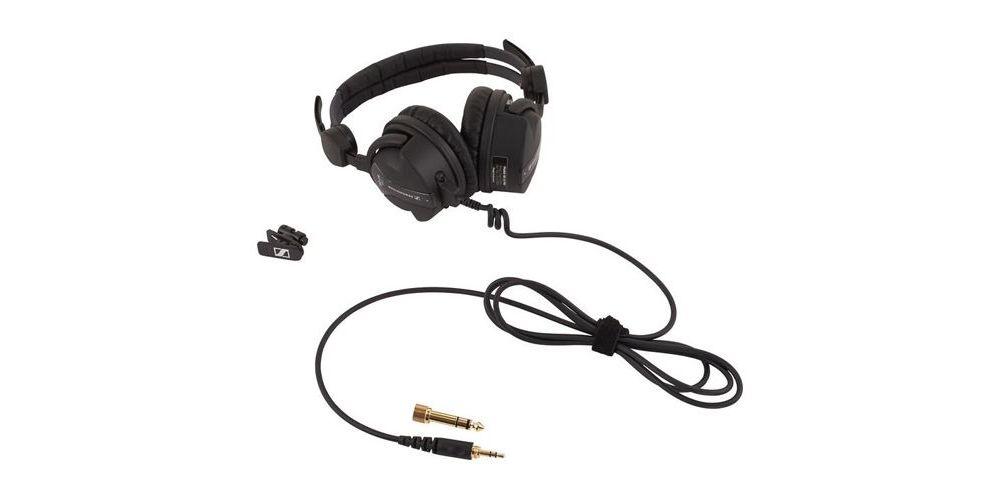 Sennheiser HD-26 PRO Auriculares Pro  Cable Rizado HD26 PRO