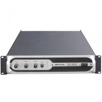 JBSYSTEMS C3 1800 Etapa de Potencia de 3 Canales