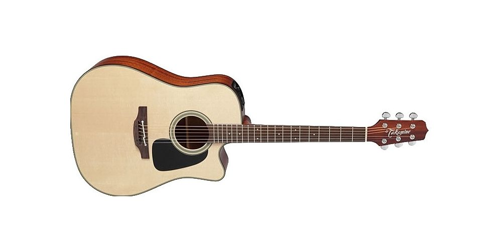 Takamine p2dc front