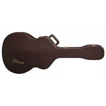TAKAMINE P2DC Guitarra Electro-Acustica Dreadnought, Serie Pro