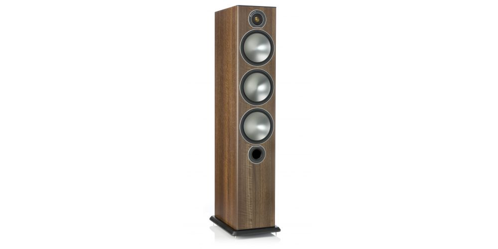 MONITOR AUDIO BRONZE 6 Walnut Pareja