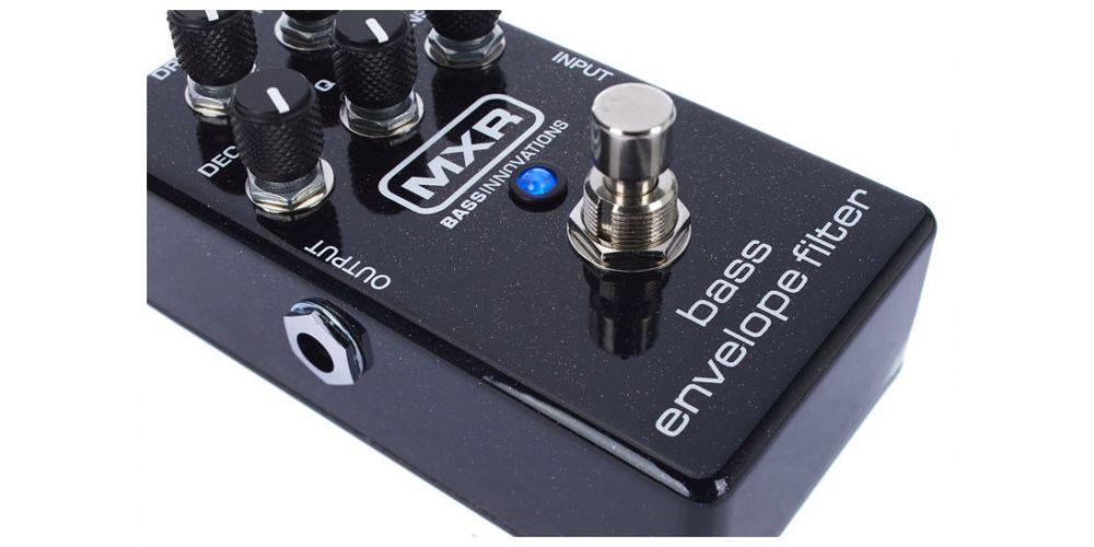 dunlop mxr m82 bass envelope filter push