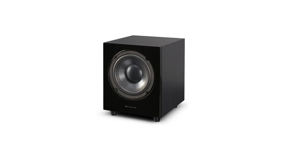whaferdale whd8 black subwoofer