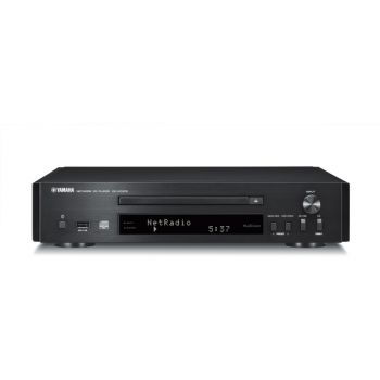 Yamaha CDN-T670 Black Compact Disc con Conexion de Red. ( REACONDICIONADO )