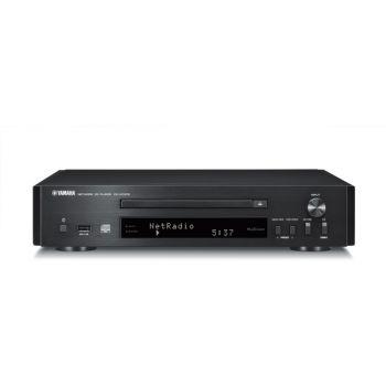 Yamaha CDN-T670 Black Compact Disc con Conexion de Red.