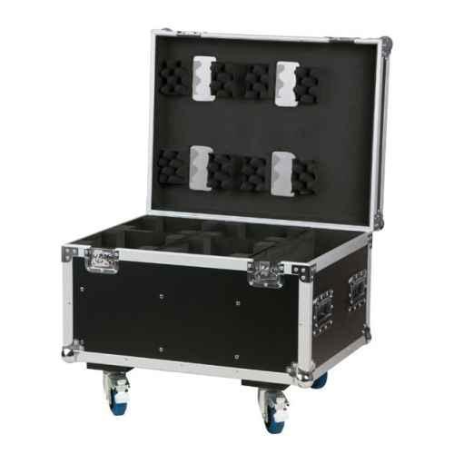 dap audio case for 4x beacon d7036 open