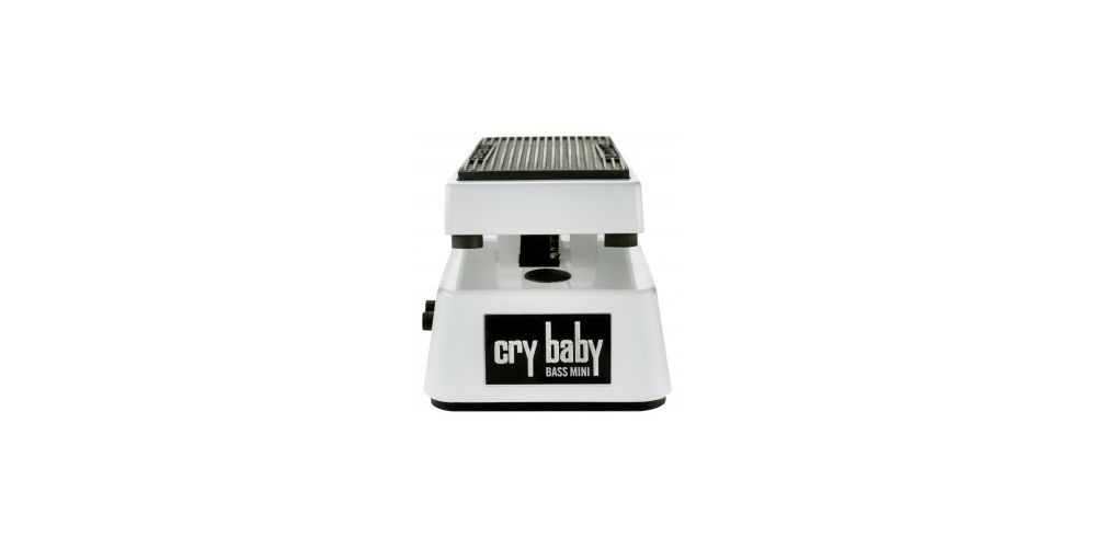 Dunlop 105Q Cry Baby Mini Bass Wah