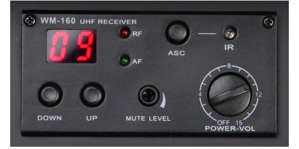 comprar receptor LDsystems RM102RB6