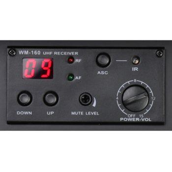 LD SYSTEMS Roadman 102 R B6 Módulo receptor UHF