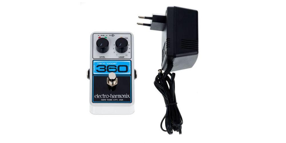 electro harmonix nano looper 360 4