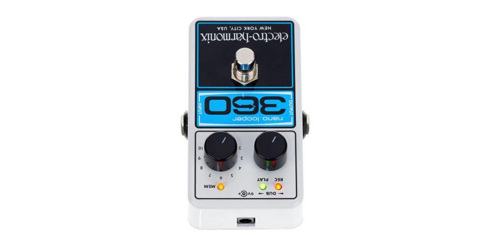electro harmonix nano looper 360 6