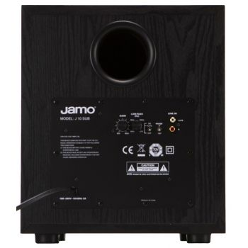 JAMO J10  SUB BLACK SUBWOOFER
