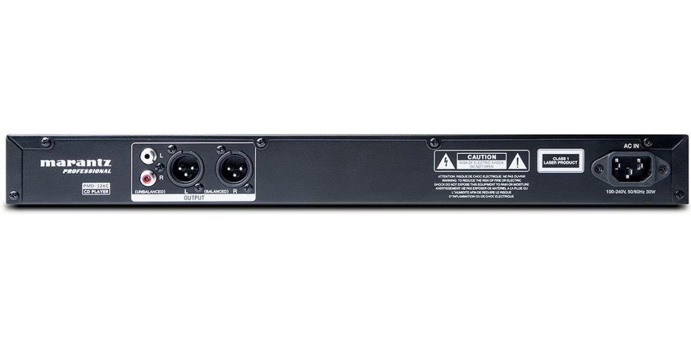 comprar Marantz reproductor PMD326C