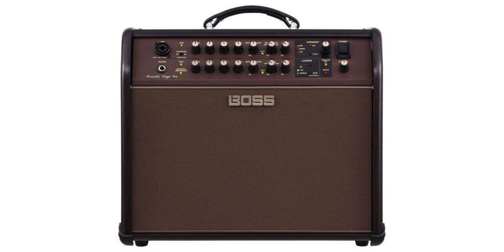 boss acs acoustic singer pro 2