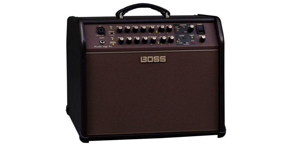 boss acs acoustic singer pro3